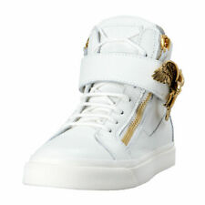 Giuzeppe Zanotti Women's Leather Fashion Sneakers Shoes Sz 6.5 7 7.5 8 8.5 9 10