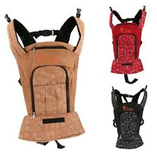 Breathable Baby Carrier Kid Pouch Toddler Newborn Wrap Front Infant Backpack