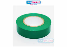 Green Electrical PVC Insulation Tape 19mm x 20m BS EN 60454 electrical Work