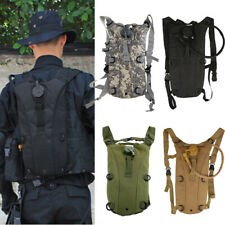 3/2.5L Hydration Water Bladder Bag Backpack Outdoor Hiking Climbing Camping Bike