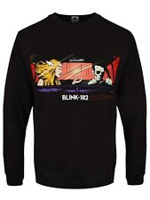 Blink-182 Blink 182 California Men's Black Sweater