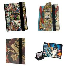 Genuine Marvel Comics, DC Comics, Star Wars Tri Fold iPad Cover Case Stand