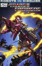 Transformers (2012 IDW) Robots In Disguise #11B FN