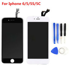 LCD Display+Touch Screen Digitizer Assembly Frame w/ Tools For iPhone 6/5/5S CT4