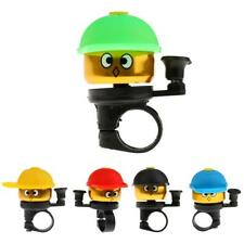 Safety Cute Kids Ring Bell For Cycling Bicycle Road Bike Handlebar Horn Alarm