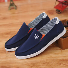 New Men's Canvas Sport shoes Sneakers Breathable Running Shoes Athletic shoes