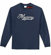Mommy Since 2017 Cute L/S T Shirt New Baby New Mom Mother's Day Gift Tee Z1