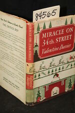 Davies, Valentine Miracle on 34th Street