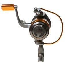 Saltwater Freshwater Spinning Fishing Reel with 11 Bearings Champagne