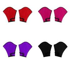 Unisex Water Sports Webbed Swimming Gloves Snorkeling Paddles Diving Gloves