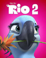 Rio 2 (Blu-ray/DVD, 2014, 2-Disc Set, Includes Digital Copy)