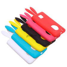 New Rubber Rabbit soft Silicone Case Cover For Samsung Galaxy S2 S II I9100