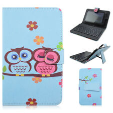 New Universal PU Leather Stand Keyboard Cover Case For Various 10'' Tablet PC