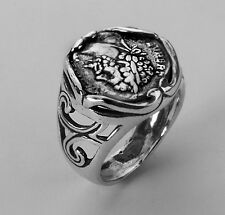 Silver Ring Sterling Silver Female Sterling Silver 9 Grams Weight