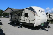 Holiday Blowout Cougar Xlite 31SQB 2 Slide Bunkhouse 1/2 Ton Tow King Camper