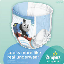 Brandnew Pampers Easy Ups Training Pants Boys (Mutiple Size)