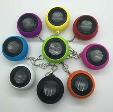 Speaker Portable Travel Buddy Phone for Bass iPod iPhone Mini MP3 Mobile