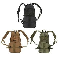 3L Tactical Outdoor Hydration Water Backpack Bag With Bladder Climbing SP C1U2