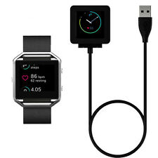 1Pcs USB Power Charging Cable Charger For Fitbit Blaze Force Flex2 One Tracker