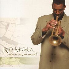 Rod McGaha The Trumpet Sounds CD Apr-2003, Vital USA Original - New