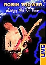 ROBIN TROWER DVD LIVING OUT OF TIME LIVE