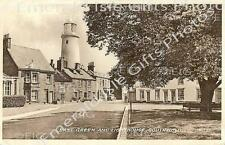 Suffolk Southwold East Green and Lighthouse 1950's Old Photo Print - Size Select
