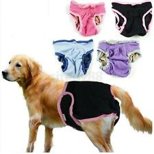 Female Pet Dog Puppy Physiological Sanitary Pant Diaper Underwear XS-XL 5 Sizes