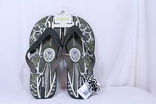 iPanema Size 12 Rubber Flip Flops Two Colors to Choose From NWT