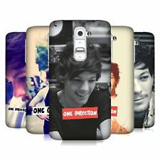 OFFICIAL ONE DIRECTION LOUIS PHOTO FILTER HARD BACK CASE FOR LG G2