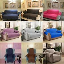 Assorted 1/2/3-Seater Sofa Arm Chair Settee Protector Throw Slip Cover Case