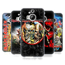 OFFICIAL IRON MAIDEN ART SOFT GEL CASE FOR HTC PHONES 2