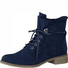 Marco Tozzi 25100 Ladies Ankle Boots Chukka Boots Ocean