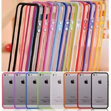 SOFT SILICONE RUBBER TPU BUMPER CASE COVER FOR iPhone5 5S iPhone 6 6S