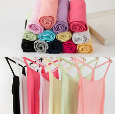 Fashion Women Sleeveless Sport Vests Tank Cotton Yoga Gym Undershirt Tops Blouse