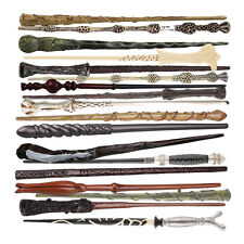 LED--Harry Potter Hermione Dumbledore Sirius Voldemort Magic Wand In Gift Box