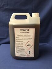 Disinfectant/Antiseptic  Clean   H D / High Concentrate Jeyes fluid  formula 5L