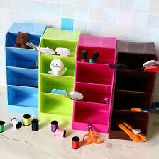 Storage Box Bar Cosmetic Underwear Organizer Office Candy Color Boxes Home Desk