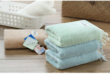 100% Egyptian Cotton Hand Towel Solid Soft Face Towel Adult Sport Towels Brand