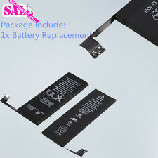 1560mAh Li-ion Battery Replacement Part with Flex Cable for iPhone 5S/5C New JV