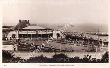 Norfolk Gorleston Swimming Pool and Floral Hall Old Photo Print - Size Select
