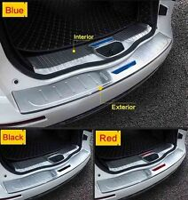 Fit for Renault Koleos 2017 Rear Bumper Protector Sill Scuff Pedal Plate Guard