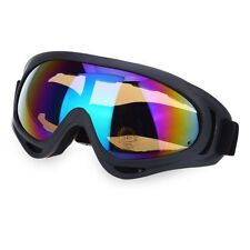 Motorcycle Cycling Wind Airsoft Racing SWAT ATV Glasses Safety Dustproof