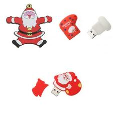 Christmas Santa/Sock USB Memory Stick Flash Drive Disk Data Storage 16GB/8GB/4GB