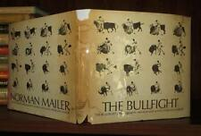Mailer, Norman THE BULLFIGHT A Photographic Narrative 1st Edition 1st Printing