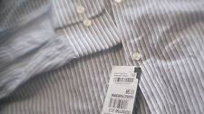 NWT HUGO BOSS SHIRT SHARP FIT YR ROUND COTTON LORD TAYLOR HIGRADE