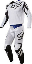 18145 18146 008 Fox 180 White Mens Jersey & Pant Combo Motorcycle MX ATV Off Roa