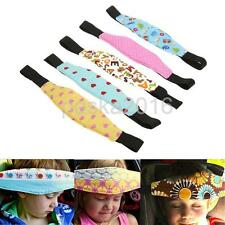 Baby Stroller Car Seat Sleep Aid Head Support Holder Belt Band Kids Baby Safety