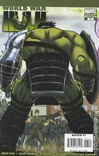 World War Hulk (2007) #3B NM- 9.2