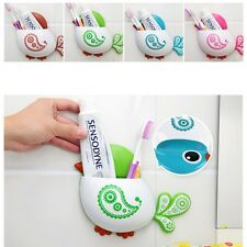 Toothbrush Box Toothbrush Holder Toothpaste Storage Toothpaste Shelves