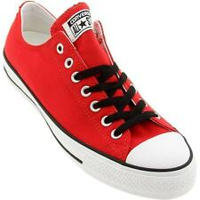 Converse Red Unique Sport All Star Men Women Shoes Trainers Sneakers All Sizes~